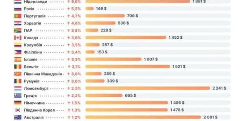 Мнималка в Украине больше, чем в России и Беларуси - Кабмин