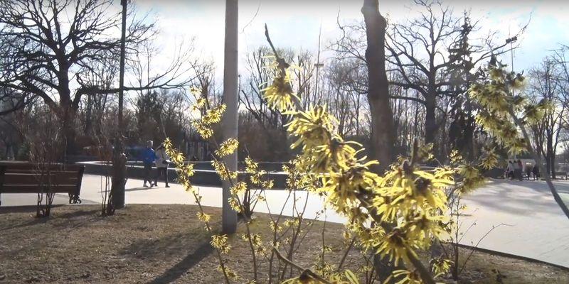 В Украину идет долгожданное потепление