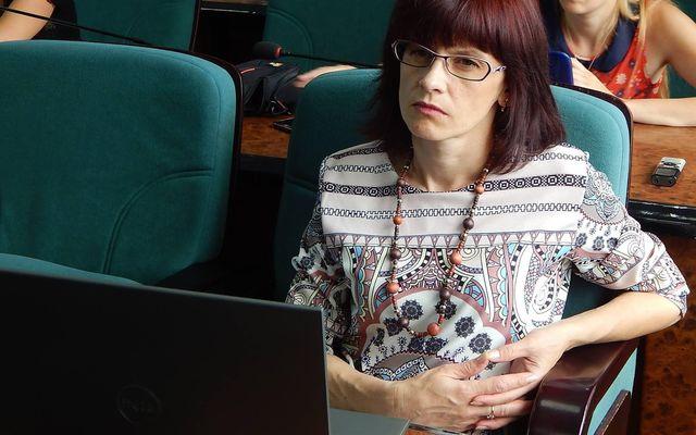 Анна Мовяк