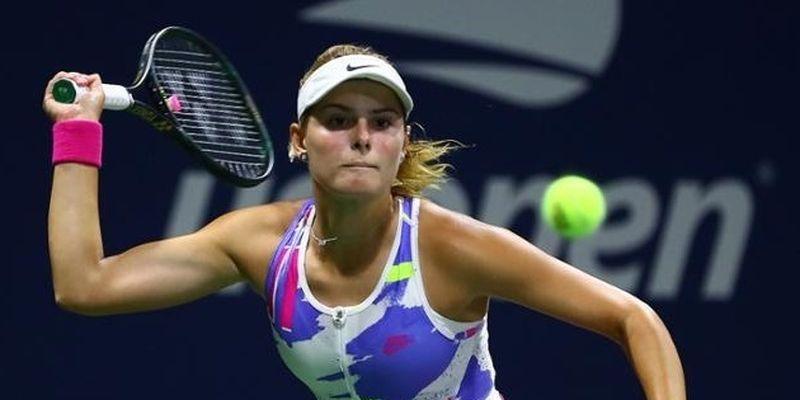Завацкая вышла в третий раунд турнира ITF в Беллинцоне