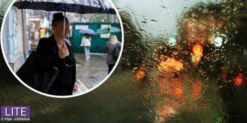 5 мая в Украину придут грозы с дождями: где будет непогода