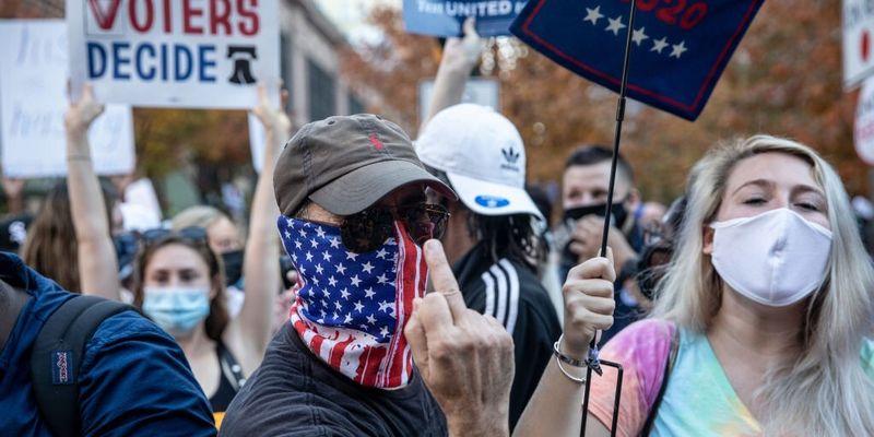 Разъединенные Штаты Америки: К чему следует подготовиться