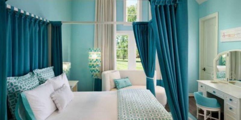 Дизайнери визначили колір спальні, яка розслаблює та заспокоює