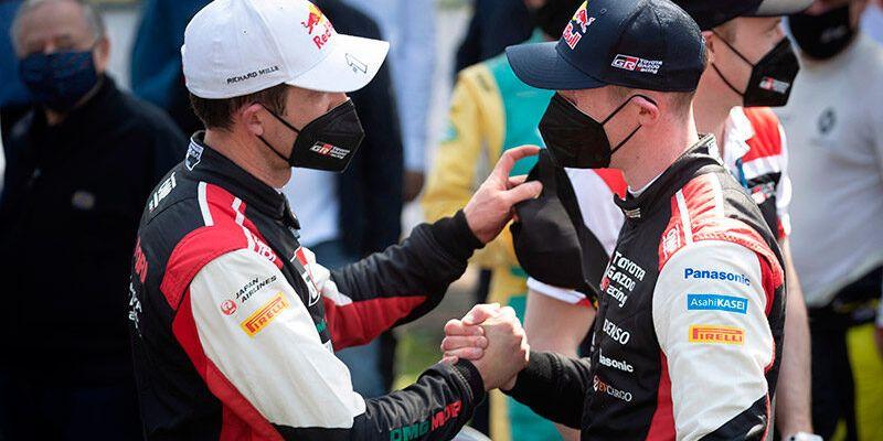 WRC-2021: четверть пути позади