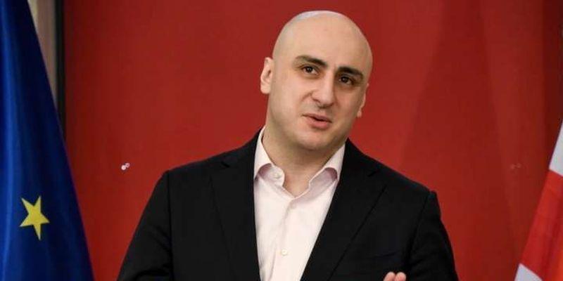 У Грузії правоохоронці арештували голову партії Саакашвілі