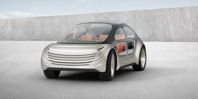 У Лондоні спроєктували електромобіль, який всмоктує вихлопні гази інших машин