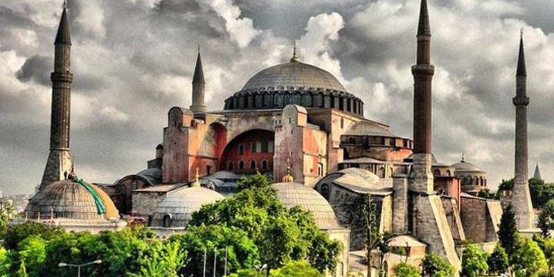 Главный имам мечети Айя-София в Стамбуле ушел в отставку