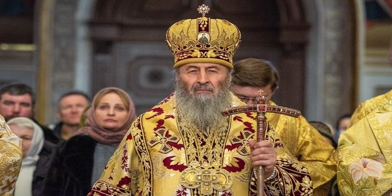 В Киево-Печерской лавре верующие отпраздновали день Обрезания Господнего