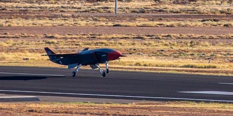Безпілотник Boeing здійснив перший політ
