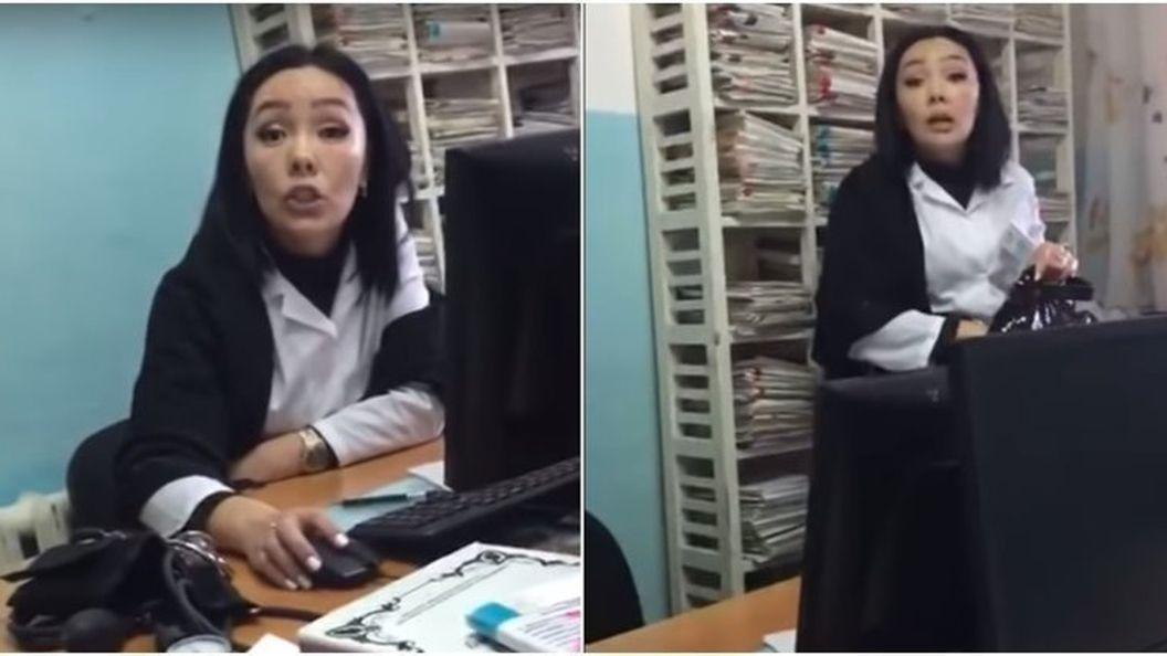 Казахстанский педиатр отказался лечить русского ребёнка