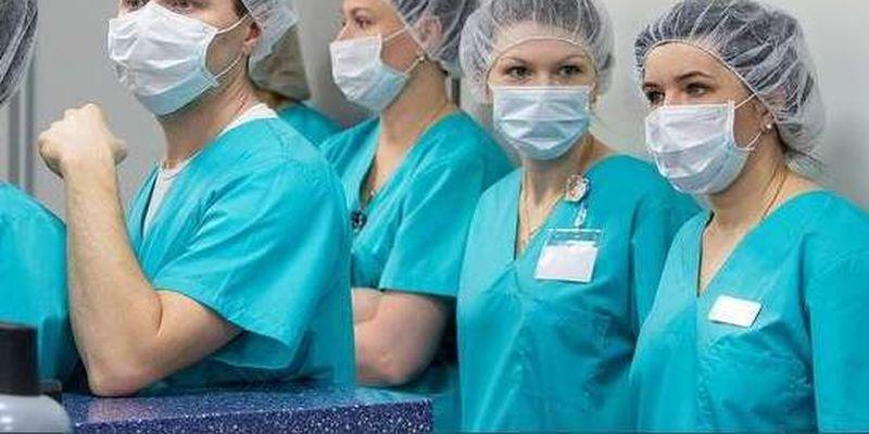 Covid-19 у Києві: найбільша кількість хворих медпрацівників за добу від початку пандемії