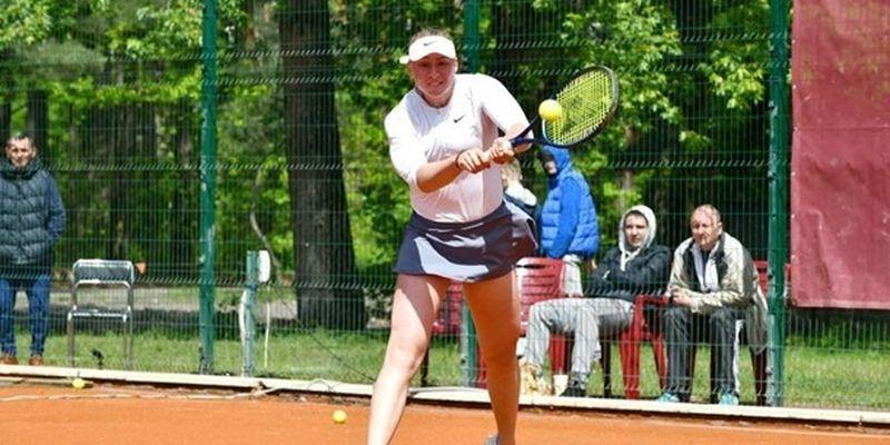 Украинка Лопатецкая завершила выступление на турнире в Анталье