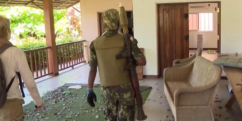 В Мозамбике исламисты обезглавили 12 иностранцев