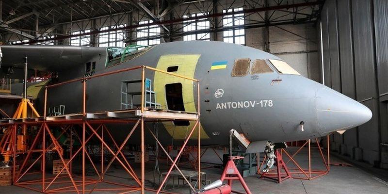 Государство оплатило «Антонову» аванс за три самолета Ан-178 - Шмыгаль