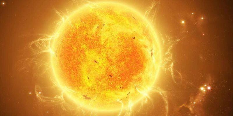 Ученые выяснили причины огромных торнадо на Солнце