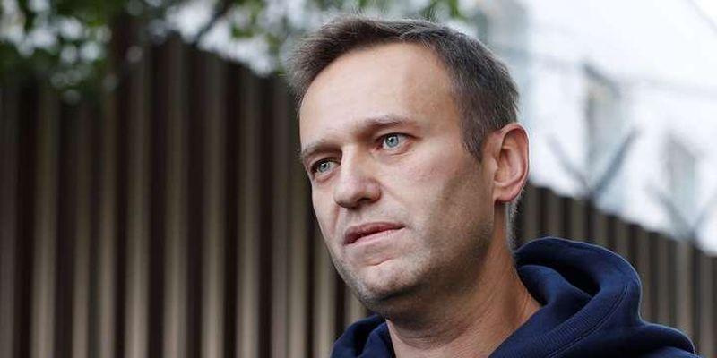 Російські силовики оголосили в розшук Навального
