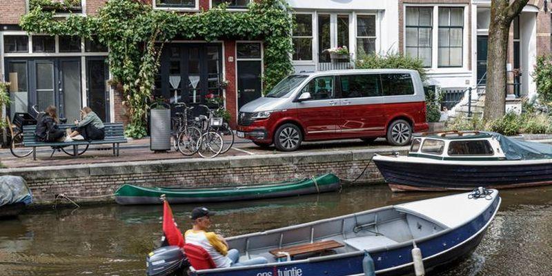 Volkswagen Transporter 2020 – подробности перед выходом на рынок