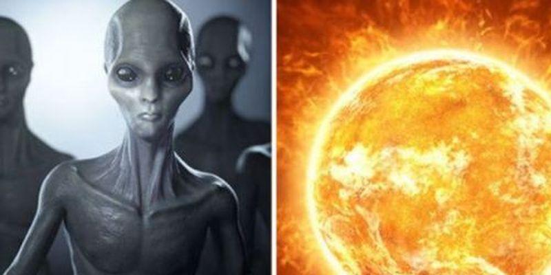 Швейцарский ученый: Солнце и Земля – порталы для инопланетян
