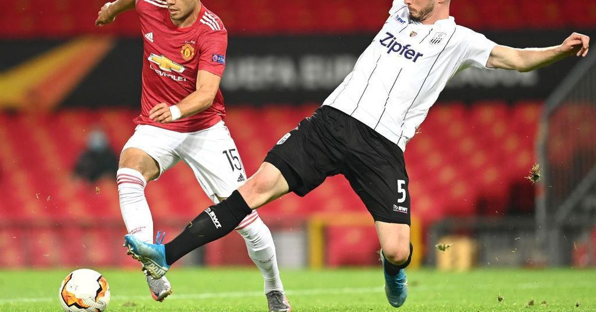 Манчестер Юнайтед - Копенгаген 10.08.20 смотреть обзор матча