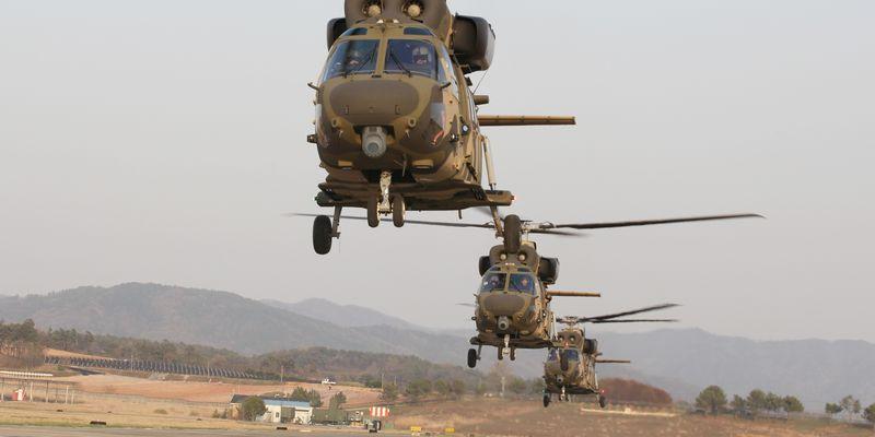 Южная Корея закупит 24 ударных вертолета Surion на $1,4 млрд
