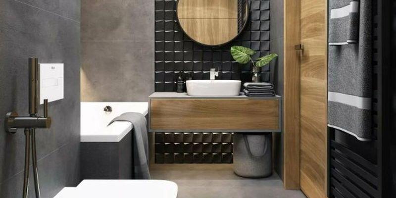 Стильний туалет: показали оригінальні варіанти дизайну