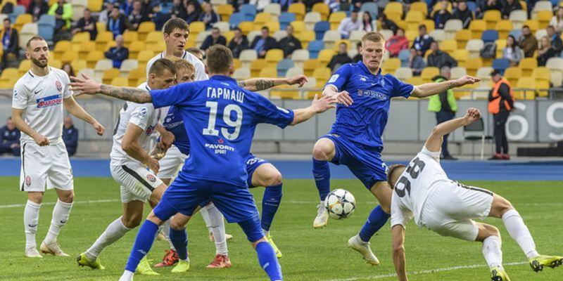 Чемпионат Украины по футболу 17-й тур - расписание, результаты, таблица