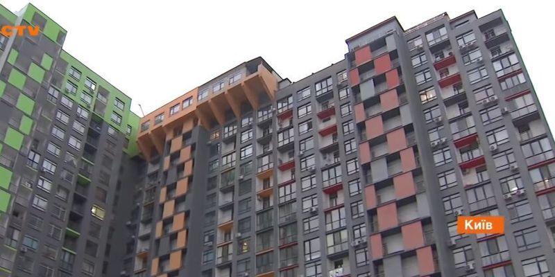 Стали известны цены на квартиры в новостройках Киева
