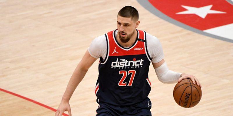 Данк украинца Леня вошел в лучшие моменты игрового дня НБА