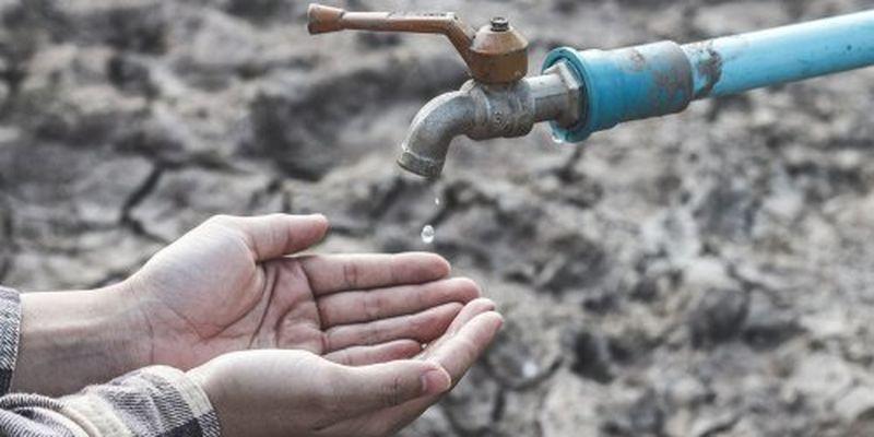 Назвали умову подачі води до Криму