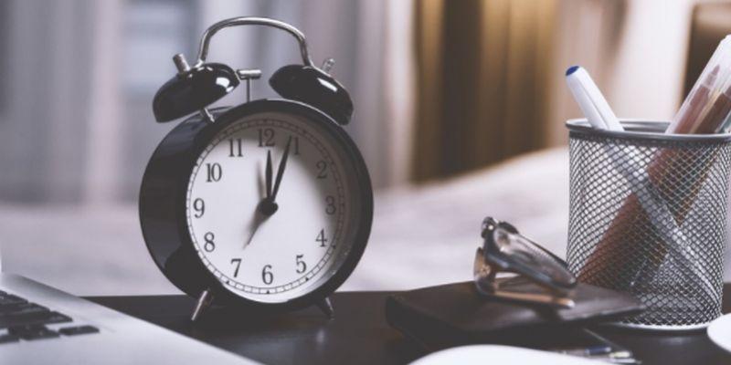 В Украине отменят практику перевод времени