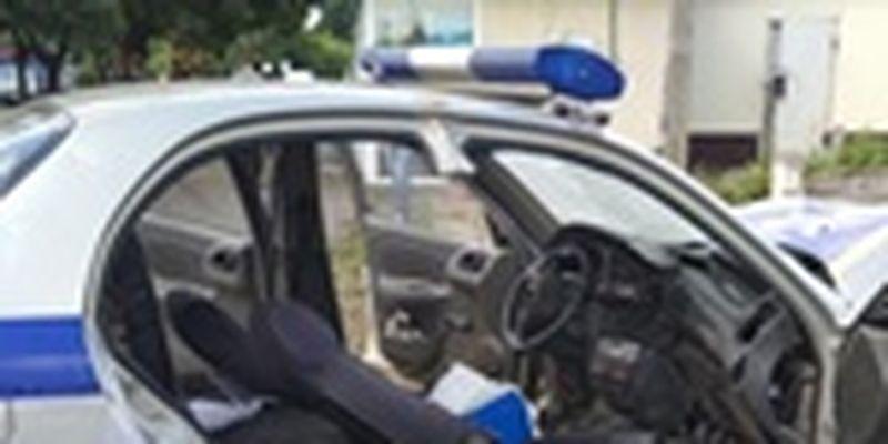 ДТП в Изюме с полицейской машиной: патрульные госпитализированы в тяжелом состоянии