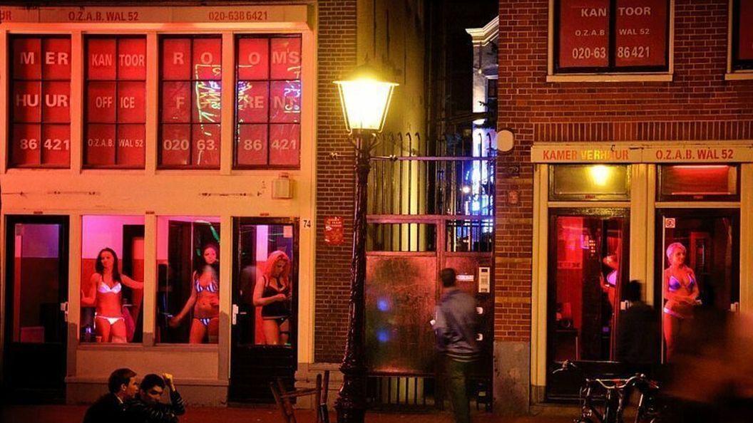 Квартал Красных фонарей в Амстердаме захотели реформировать