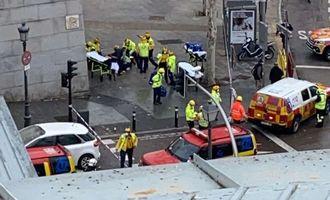 Вибух у Мадриді: є загиблі і поранені, одна людина зникла