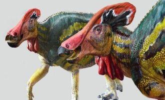 """Найден новый вид """"болтливого"""" динозавра с уникальными ушами: как он выглядел"""