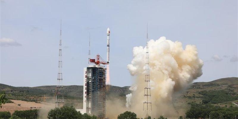 Китай запустил на орбиту спутник дистанционного зондирования