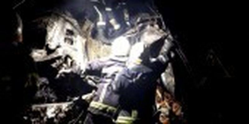 На Миколаївщині від зіткнення загорілися дві вантажівки, є загиблі