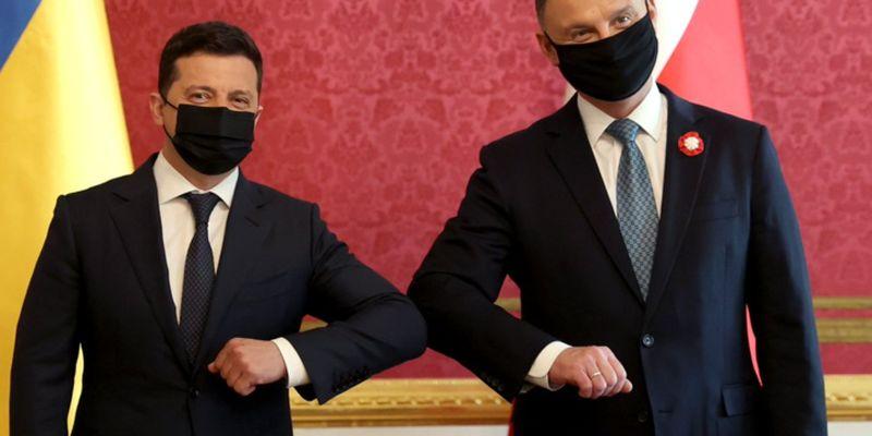 Дуда відвідає саміт Кримської платформи в серпні, – Зеленський