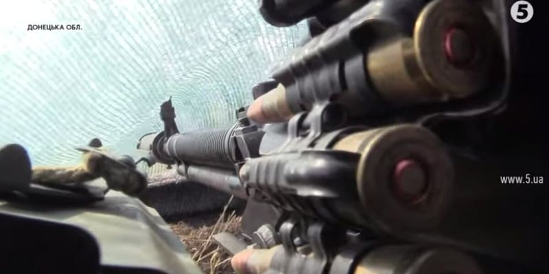 Ворожий снайпер на Донбасі поранив українського захисника