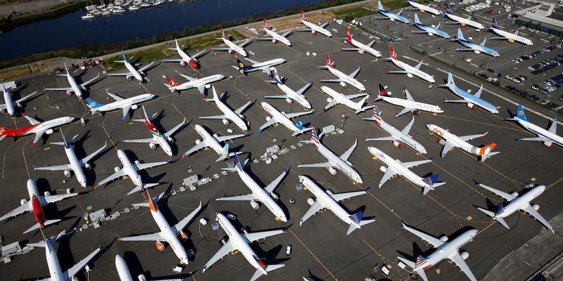 Европейский регулятор ожидает возвращения Boeing 737 MAX в январе