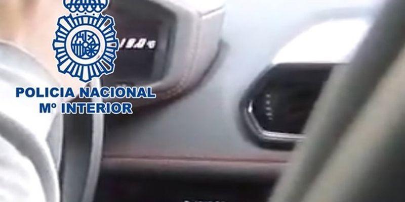 В Испании задержали автоблогера, который разогнался до 233 км/ч
