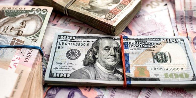 Гривна просела, но не сильно: курс валют на 22 июля