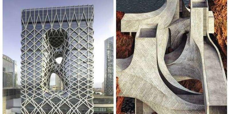 Архитектура — это застывшая в бетоне музыка. 15 удивительных фото