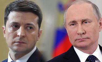 Зеленский прокомментировал возможную встречу с Путиным