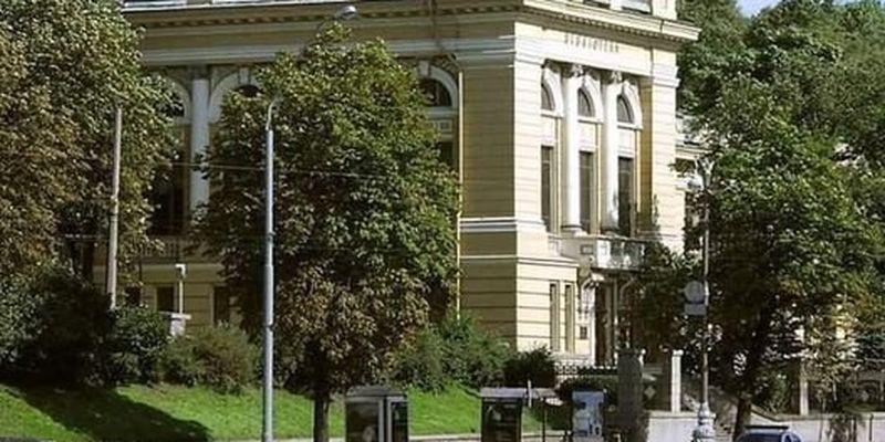 Національну бібліотеку збудували за пожертви