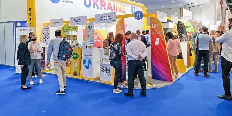 У Дубаї відкрилась виставка продовольства. Україну представляють 33 компанії
