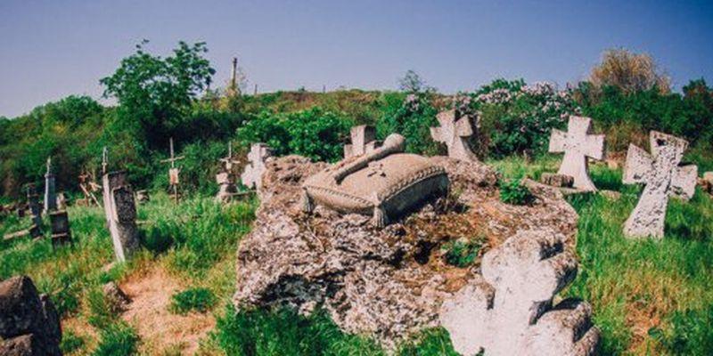 Козацьке кладовище отримало охоронний статус