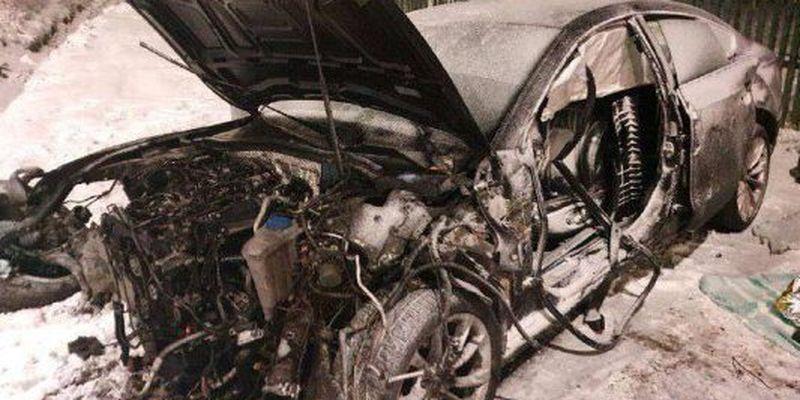 Близнюки, які розбилися в аварії, були синами священника
