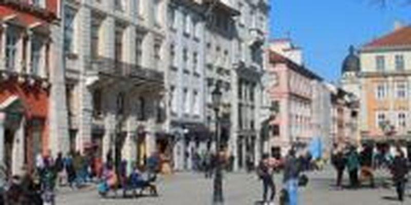Доходы Украины от туризма выросли в 2,5 раза