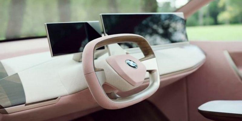 BMW презентував розкішне електрокупе Concept i4: фото, відео