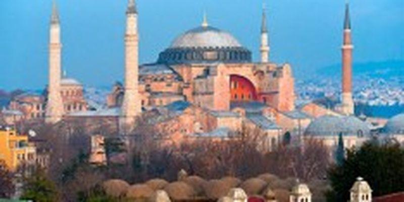 США призвали власти Турции сохранить музейный статус собора Святой Софии